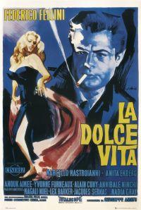 Αφίσα της ταινίας Ντόλτσε Βίτα