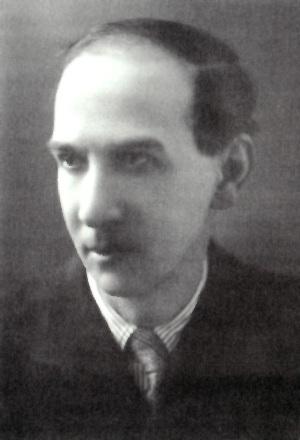 Ο Λαπαθιώτης σε φωτογραφία του 1942 (Πηγή: ΕΛΙΑ-Β.Ψαραδάκης)