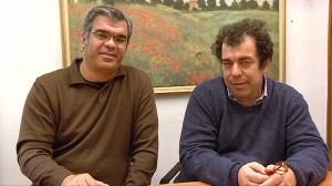 Με τον Γ. Δαμιανό