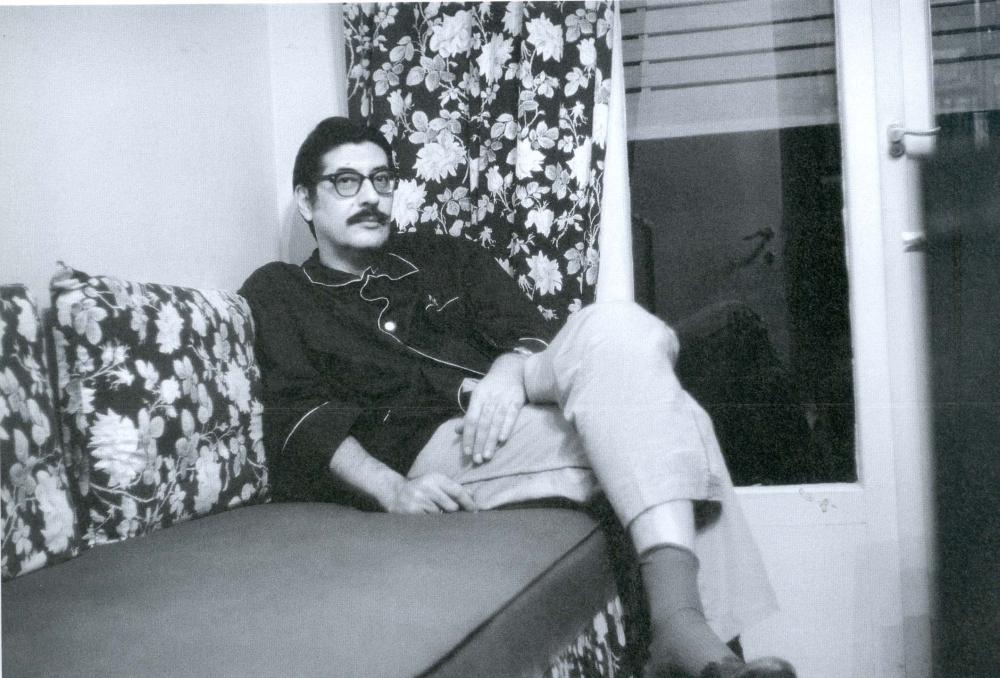 Το 1967, σε φωτογραφία Μάριο Βίττι