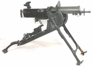 GermanmachinegunMG08one